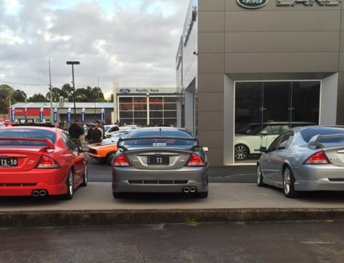 [Qld] 7th August 2016 – Pacific Ford open Day Show