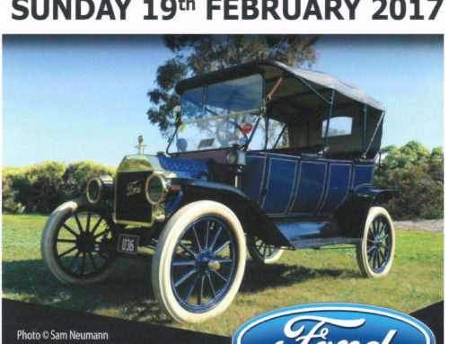[Vic] 19th February 2017 – Geelong All Ford Day